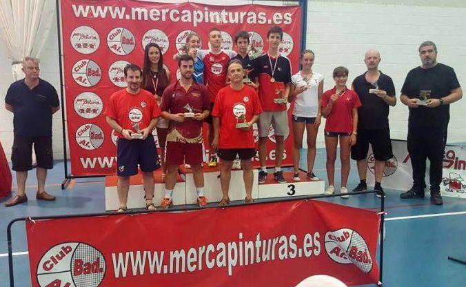 Plata y bronce para Cartagena-UPCT en Almería