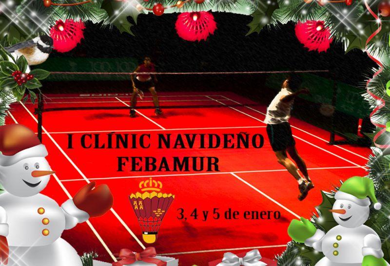 UniRM lanza el «I Clinic Navideño Febamur»