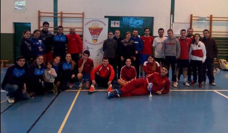 Totana acogió el Campeonato Regional de Clubes