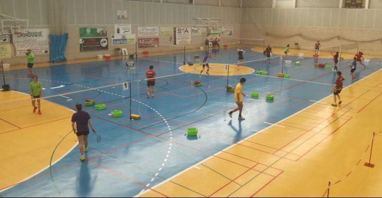 Gran nivel y participación en las finales Regionales.