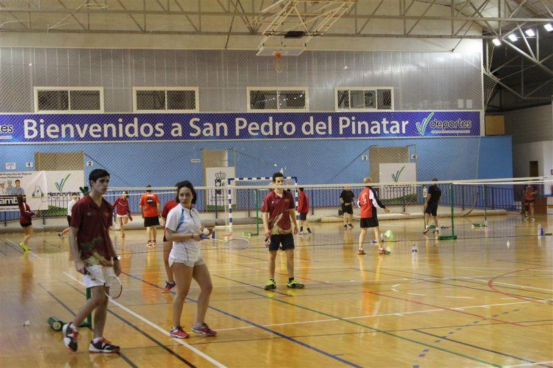 San Pedro acogió el III TTR Sub 19 y Sénior