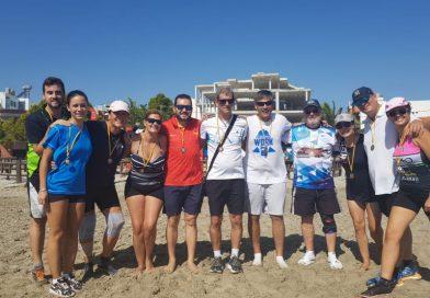 Torneo de Bádminton Playa en los Mar Menor Games
