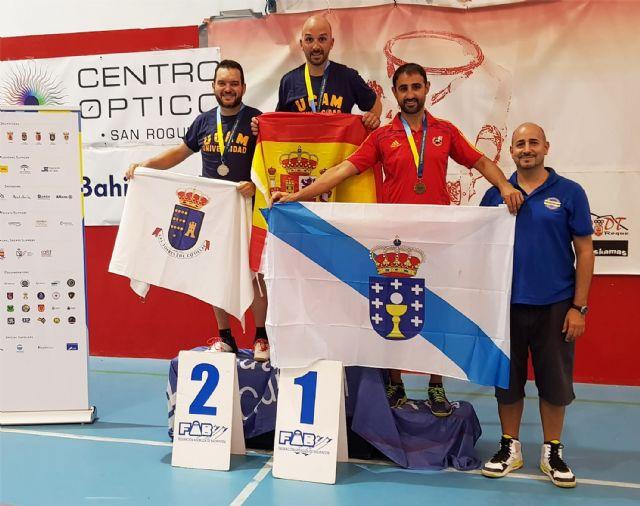 Cinco medallas para Las Torres en los Juegos Europeos de Policías y Bomberos