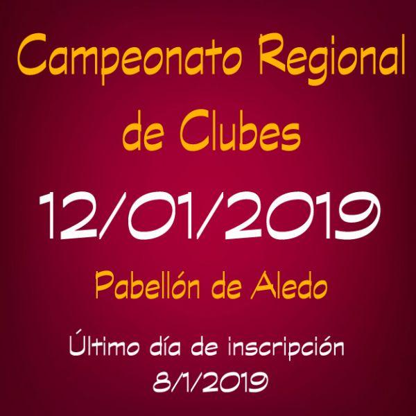 Campeonato Regional de Clubes FEBAMUR