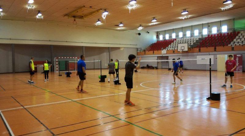 Segundo torneo de aficionados en el pabellón Universitario de Espinardo