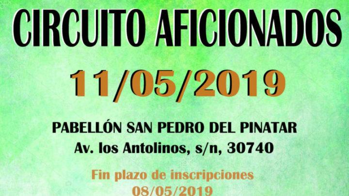 III Torneo Aficionados 2018-2019