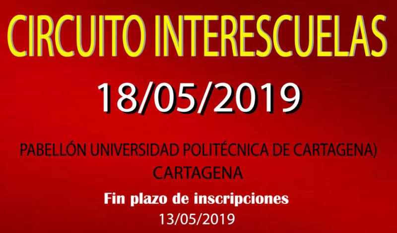 IV Torneo InterEscuelas 2018-2019