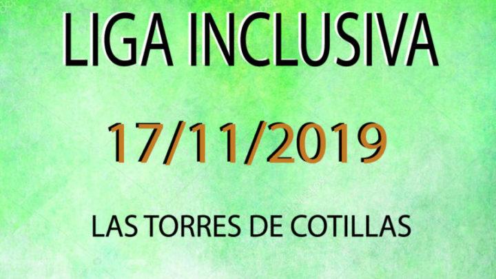 Liga Inclusiva (17/11/2019)