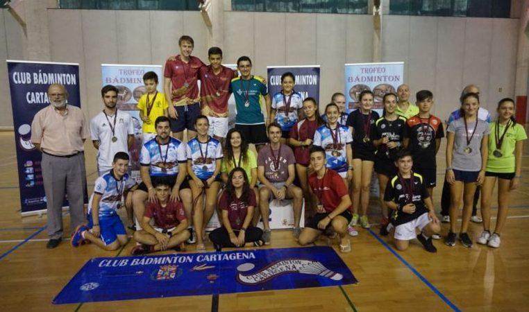 El segundo TTR de la temporada, en el Palacio de los Deportes de Cartagena