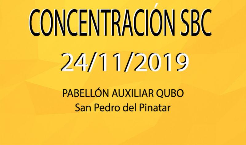 1ª Concentración Se Busca Campeón (24/11/2019)