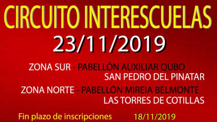 II InterEscuelas (23/11/2019)