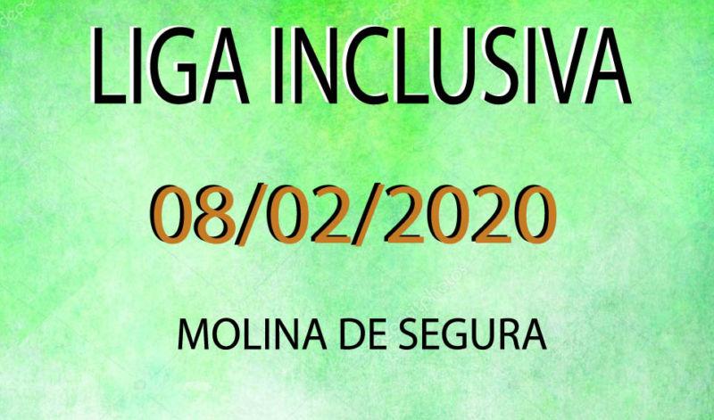 Liga Inclusiva (08/02/2020)