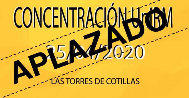 Concentración UniRM (25/04/2020)