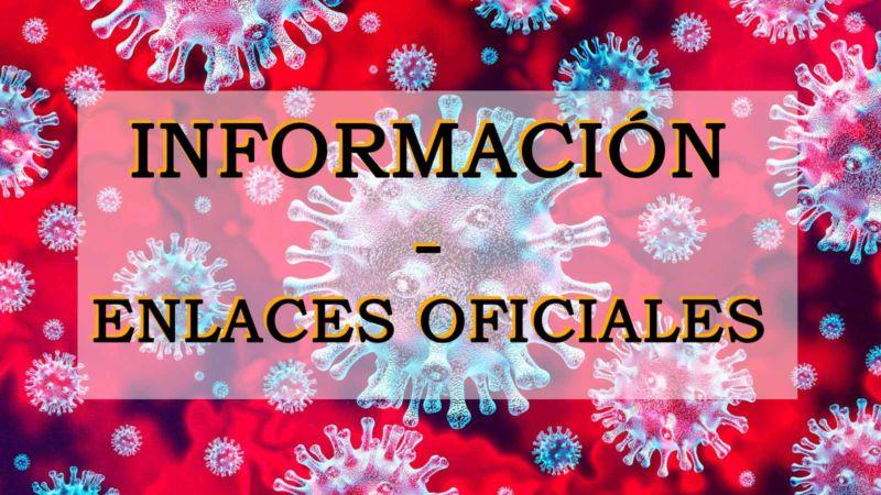 INFORMACIÓN COVID19 – ENLACES