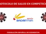 Protocolo de Salud en Competición FESBA