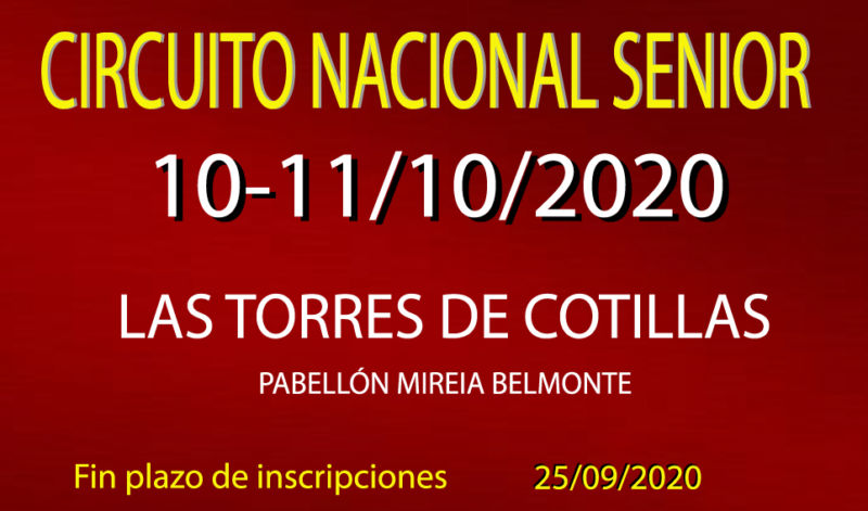 CNS Las Torres de Cotillas (10-11/10/2020)
