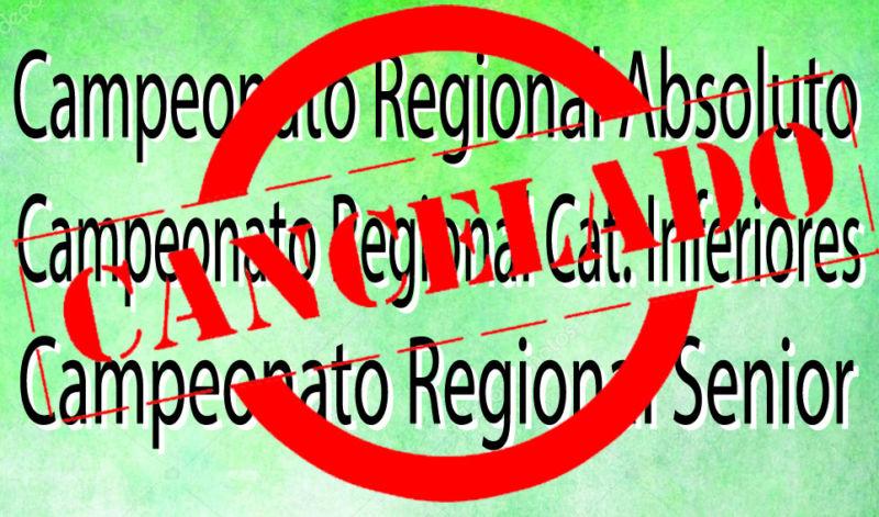 Camp. Regionales (CANCELADOS)